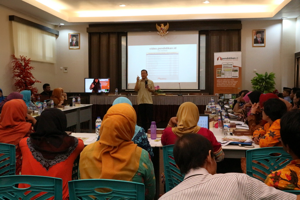 Pendidikan.id dengan IGI Surabaya, Bersama Menciptakan Pendidikan dalam Satu Genggaman