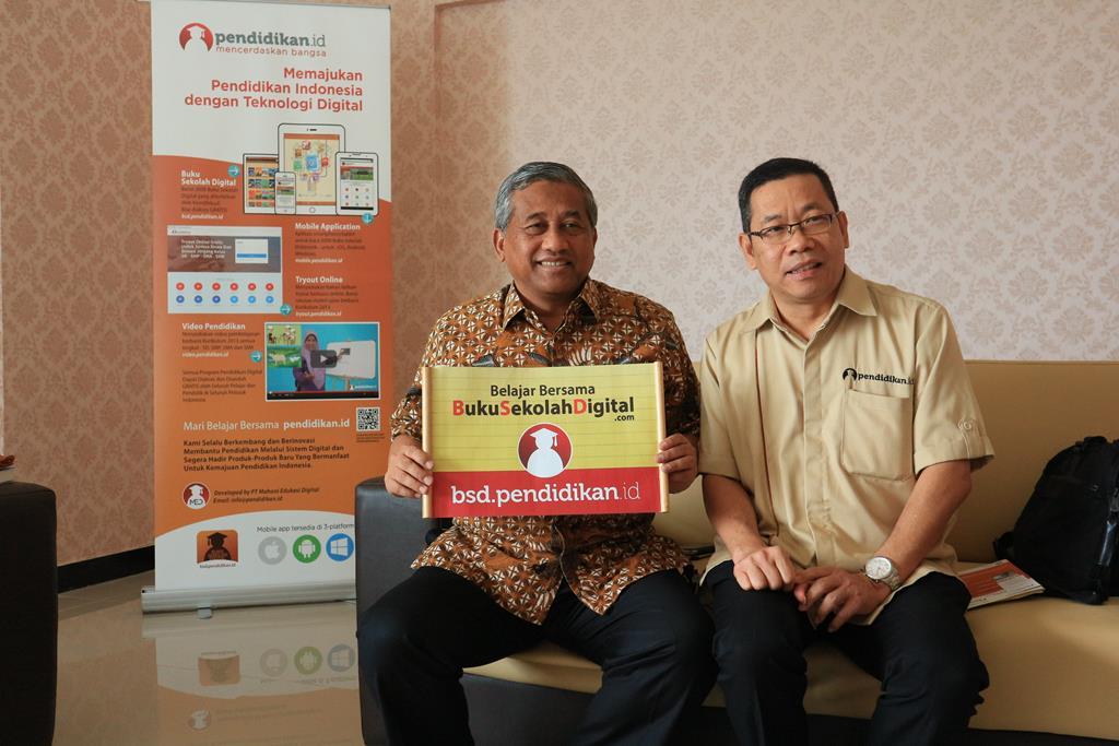 Mantan Mendiknas M. Nuh Dukung Pendidikan Digital yang Dikembangkan Pendidikan.id