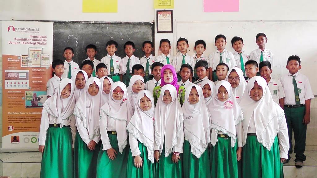 Pendidikan.id dengan SD Al-Islah Surabaya, Kerjasama Wujudkan Pendidikan Indonesia Murah