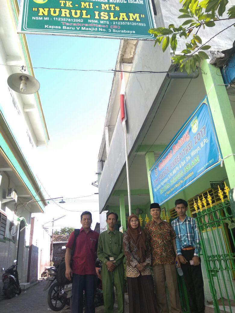 MTs Nurul Islam Surabaya Dukung VIPI Sebagai Media Pembelajaran Baru yang Menarik Bagi Generasi Z