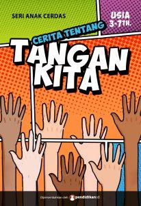 komik literasi 'cerita tentang Tangan Kita'