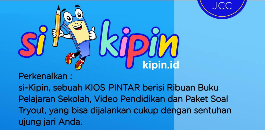 Si Kipin, Kios Pintar yang Menjawab Kebutuhan Perpustakaan Digital Bagi Setiap Sekolah di Indonesia
