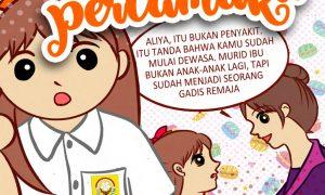 komik literasi komik pendidikan komik anak-anak