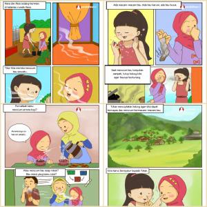 bacaan anak-anak, buku prasekolah