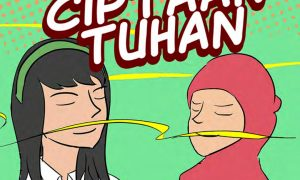 komik literasi bacaan anak-anak