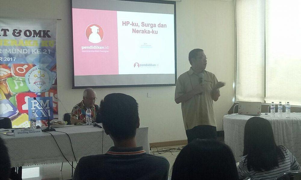 Seminar Errol Jonathan Suara Surabaya