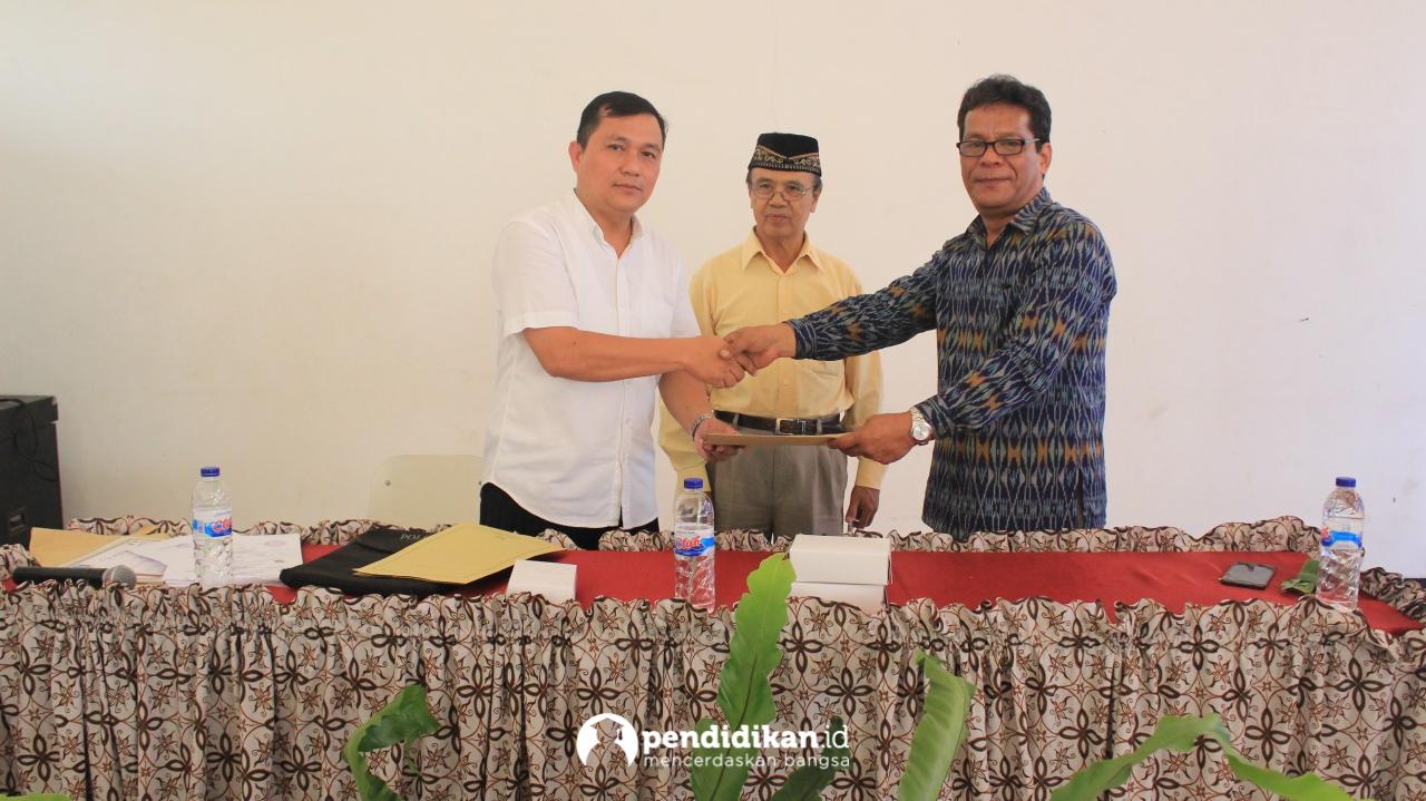kerjasama pendidikan MGMP Biologi Jawa Timur Jatim