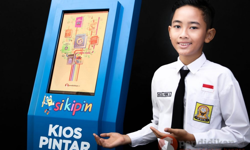 kipin-assistant-teaching-machine