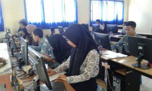 tryout online mandiri ujian online mandiri