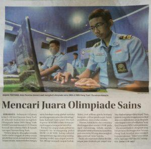 tryout online mandiri koran harian jawa pos