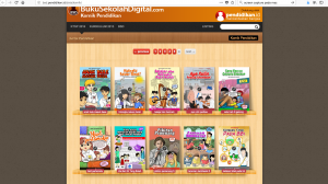 komik literasi komik pendidikan buku sekolah digital