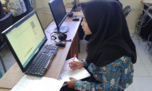 ujian online media sosial medsos internal sekolah