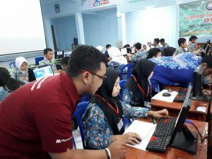 olimpiade tryout online ujian berbasis komputer