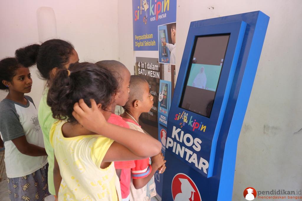 Kios Pintar untuk Pendidikan Indonesia