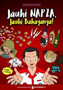 komik pendidikan narkoba narkotika napza psikotrpoika