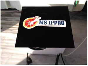 MS IP PRO teknologi budidaya udang vannemei