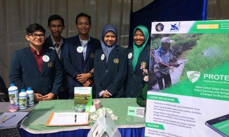 penemuan untuk petani sawah dari mahasiswa universitas brawijaya