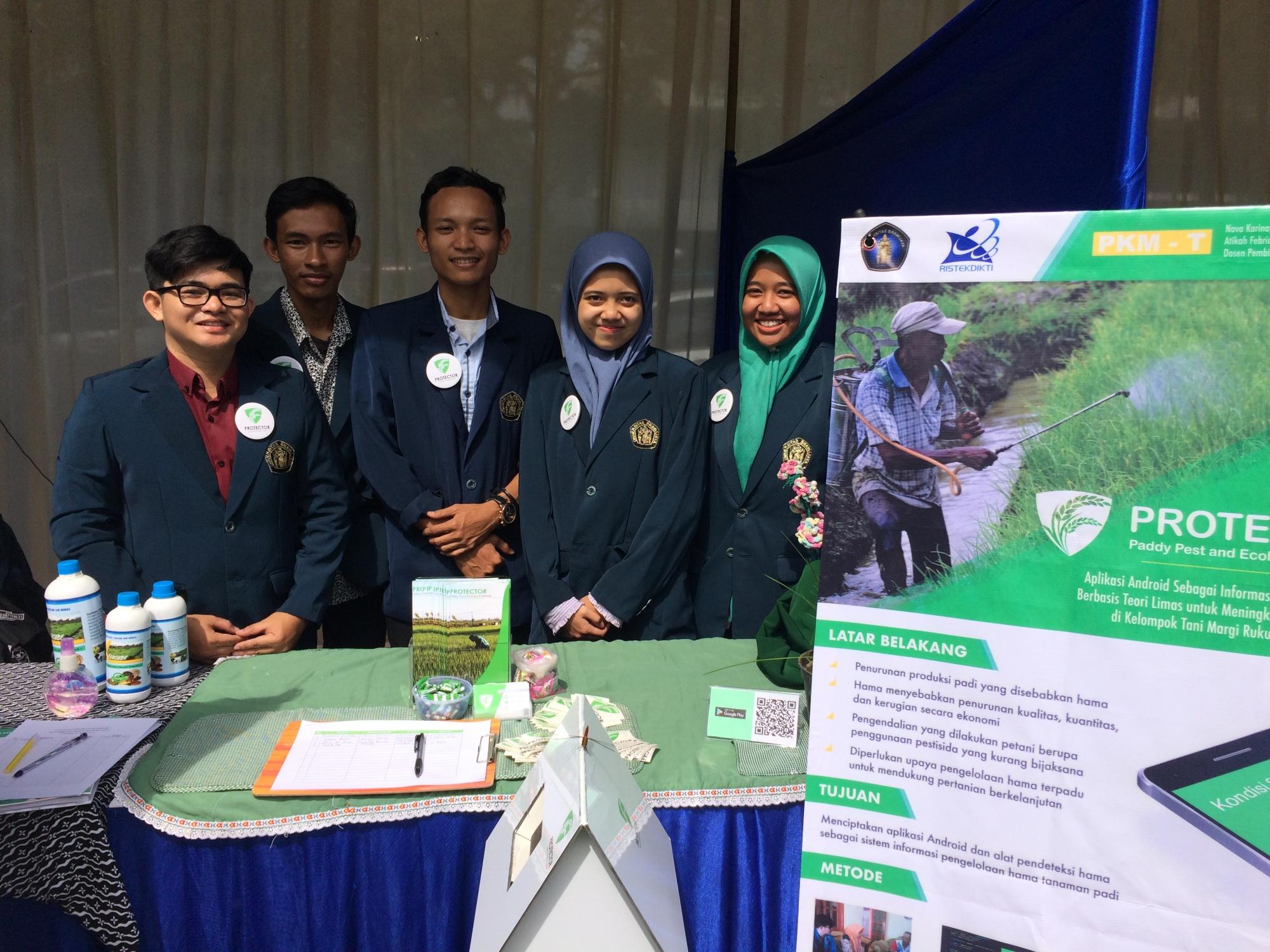 Protector Tech, Inovasi Teknologi untuk Membantu Petani dalam Pengelolaan Hama Terpadu