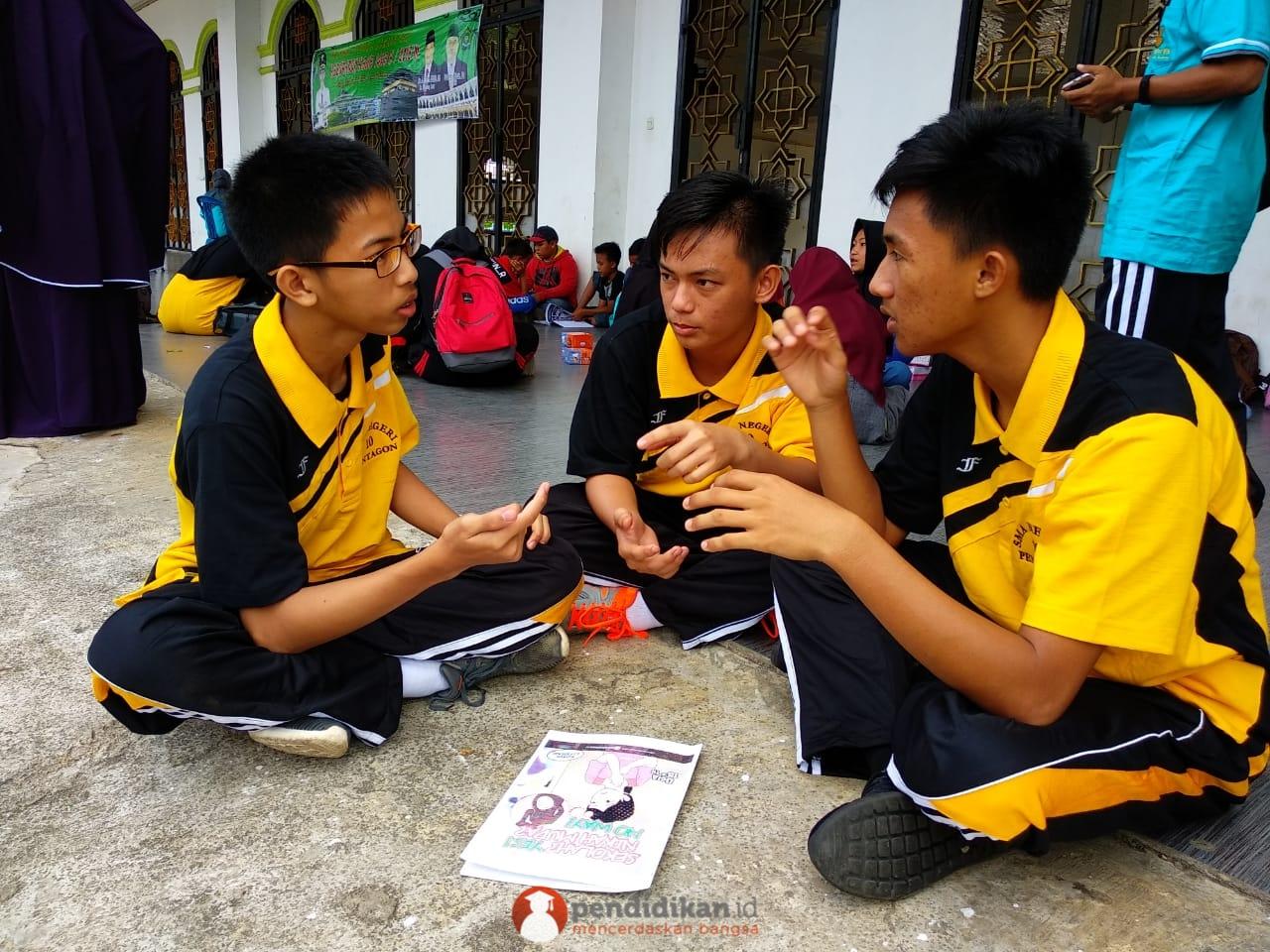 Lomba Baca Komik SMP-SMA, Ajang BKKBN Provinsi Bengkulu Edukasikan Moral Kependudukan dengan Manfaatkan Komik Literasi