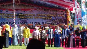 hari keluarga nasional harganas xxv bkkbn provinsi bengkulu