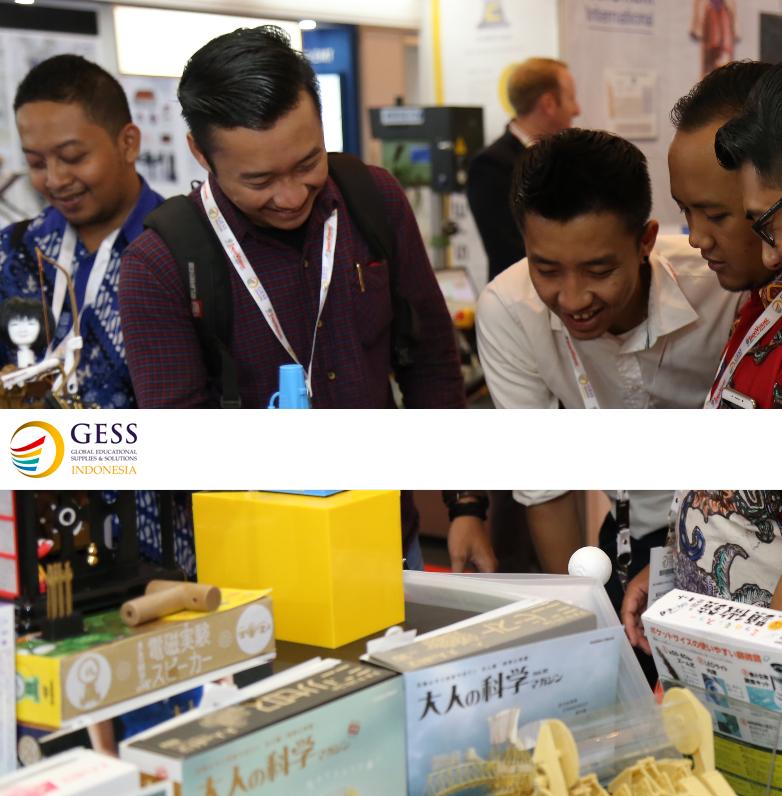 gess indonesia pameran dan konferensi pendidikan terbesar di asia