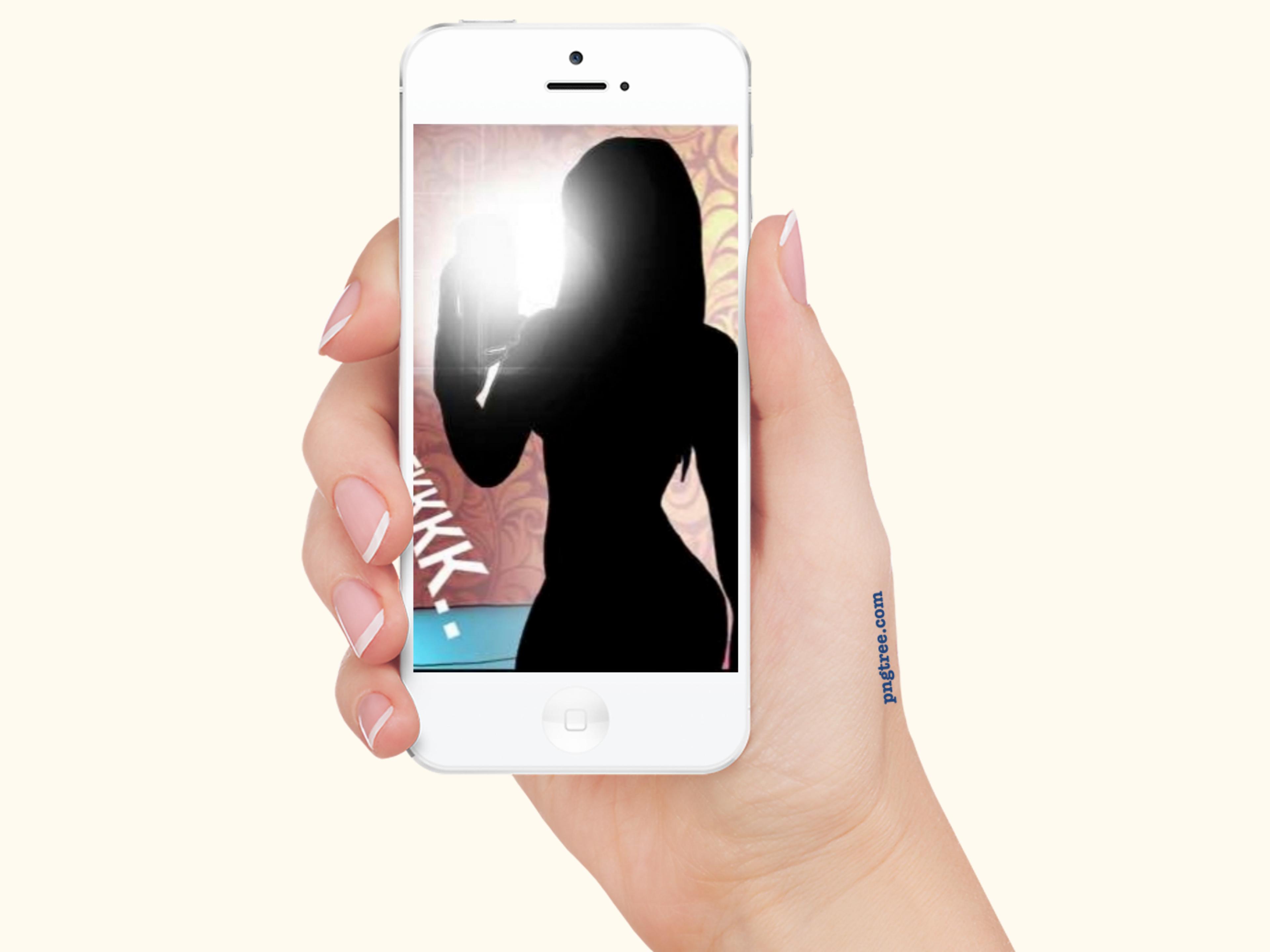 foto telanjang penipuan media sosial