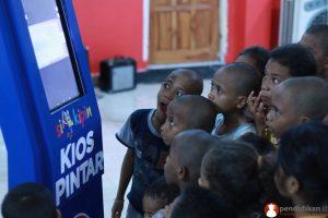 kipin atm untuk pendidikan di daerah 3T