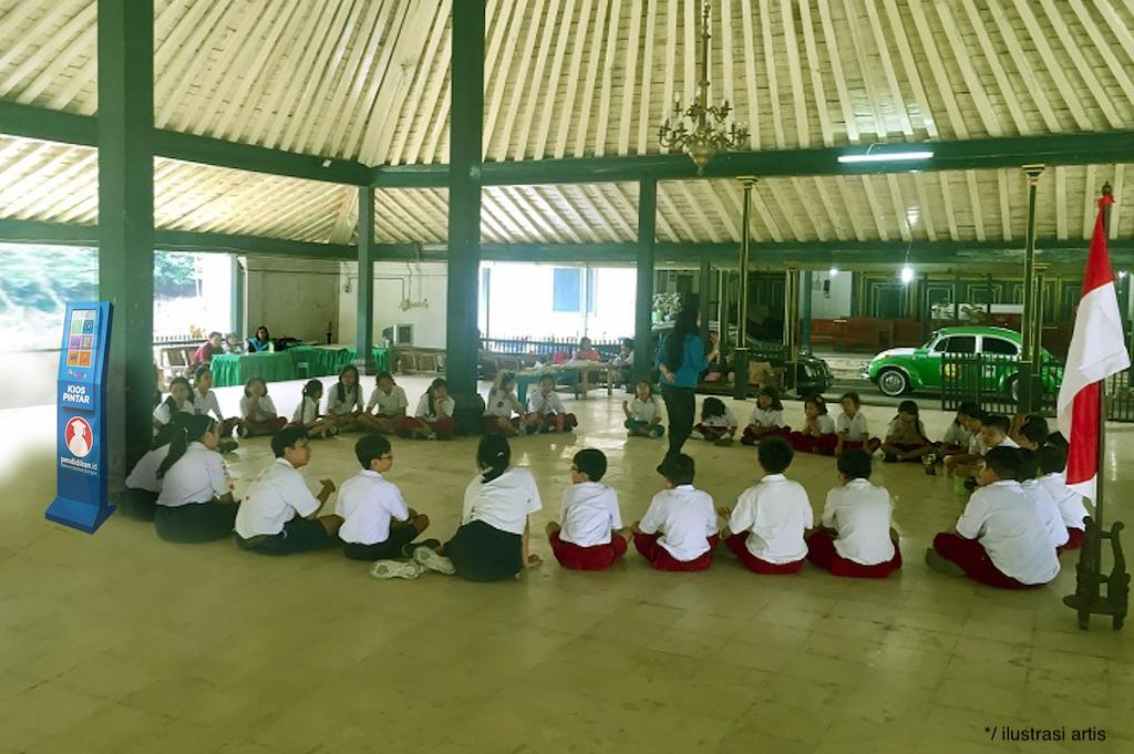 PT BUM Desa Indonesia Wujudkan Program 1 KIPIN 1 Desa, Upayakan Kemajuan Teknologi Pendidikan di Pedesaan