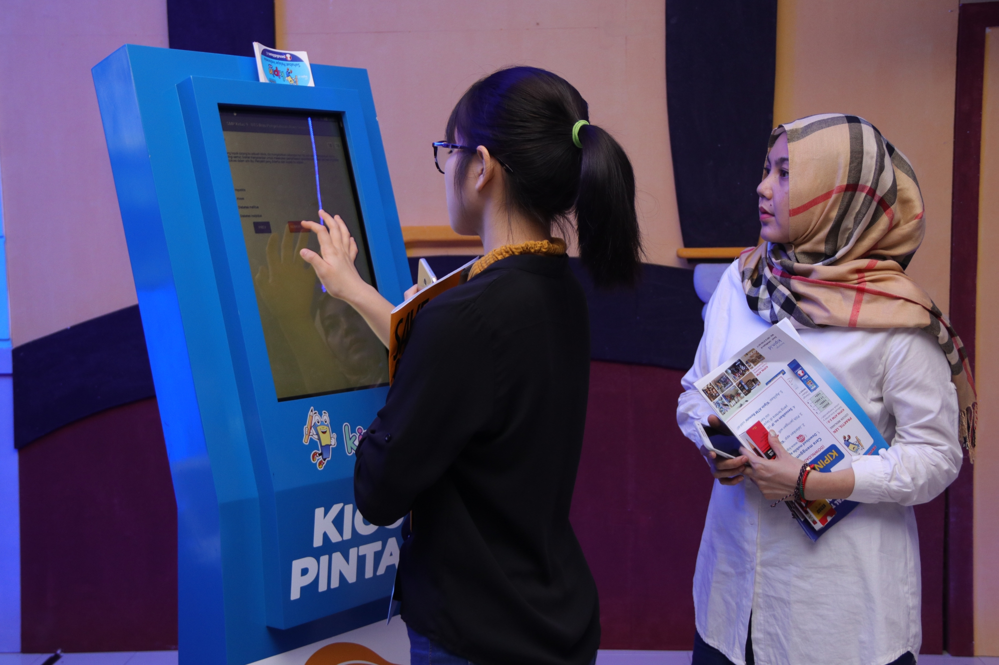 KIPIN ATM: An Edtech Solution to Solve Access and Distribution of Educational Digital Content in School