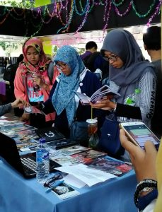 Mangafest UGM universitas gadjah mada