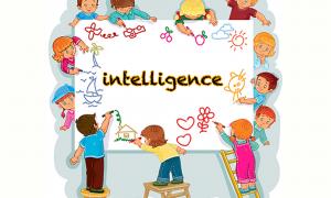 kecerdasan visual spasial, kecerdasan intelektual anak