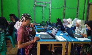 simulasi ujian online persiapan UNBK
