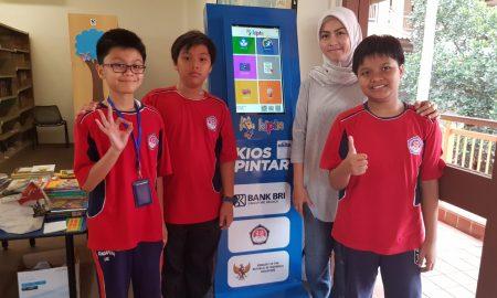Perpustakaan digital di Sekolah Indonesia Singapura SIS