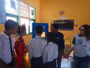 teknologi edukasi SMPN Sungai Karang