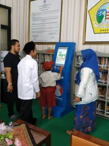 kipin teknologi edukasi sarana penggerak literasi