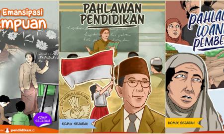 komik sejarah bangun jiwa nasionalisme
