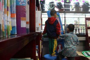 teknologi edukasi perpustakaan digital