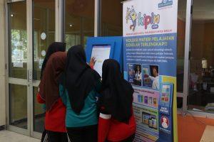 perpustakaan digital, teknologi edukasi, media pembelajaran digital