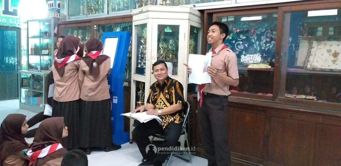 KIPIN ATM Sarana E-Learning yang Tepat untuk Sekolah SMAN 21 Surabaya
