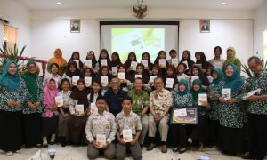 gerakan literasi sekolah, pengembangan kreativitas siswa