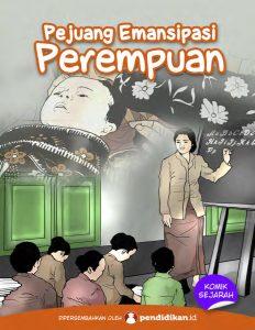 sejarah kartini komik sejarah pahlawan indonesia
