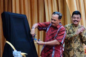 peresmian digitalisasi pendidikan oleh duta besar indonesia