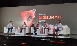 Telkom Digisummit 2019 pertumbuhan ekonomi digital