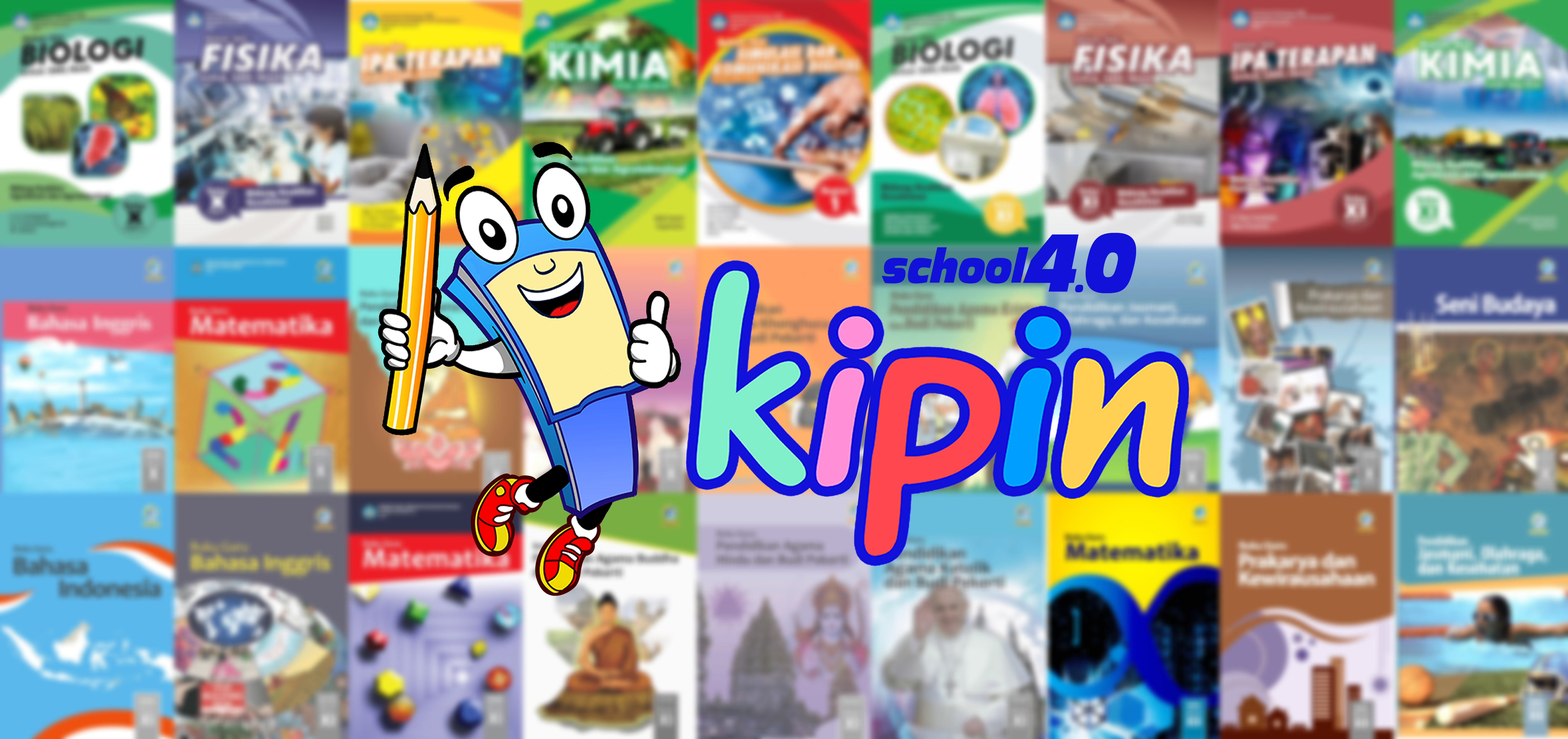 Buku Pelajaran Sekolah (Buku BSE) Terbitan Kemendikbud Kini Bisa Diakses Melalui Satu Aplikasi Belajar Online!