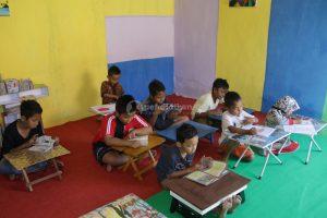 taman baca siswa, perpustakaan kampung, perpustakaan daerah, perpustakaan kota