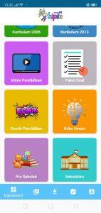 aplikasi belajar online, pendidikan anak usia dini prasekolah paud