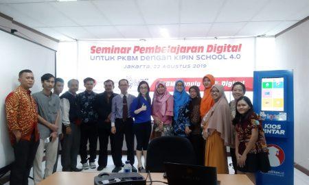 PKBM kejar paket, digitalisasi pendidikan, aplikasi belajar online