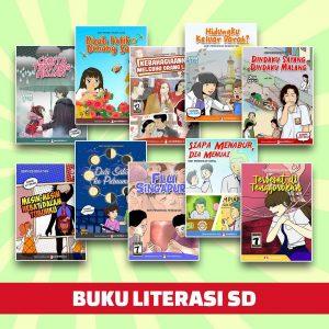 komik literasi komik edukasi kegiatan literasi