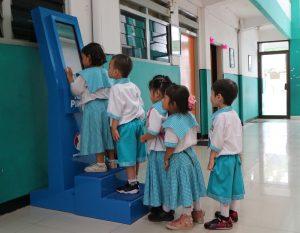 Digitaliasi sekolah, digitalisasi pendidikan