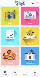 aplikasi kipin school, aplikasi belajar online, aplikasi bimbel online